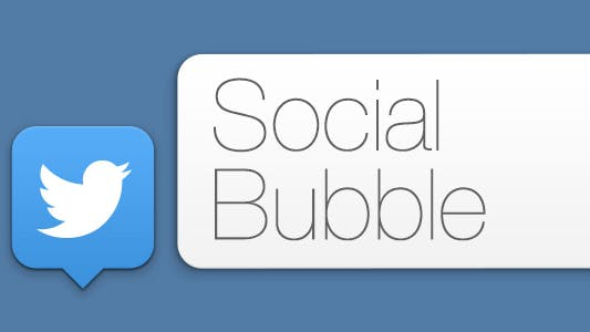 Thumbnail for Social Bubble Lower Third