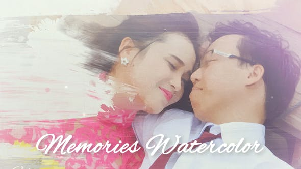 Thumbnail for Memories Watercolor