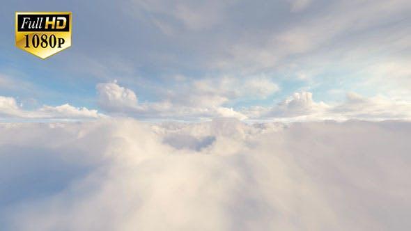 Thumbnail for Flight Through Clouds 17