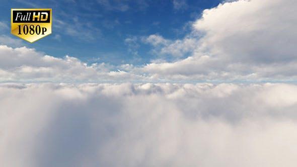 Thumbnail for Flight Through Clouds 18