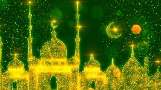 Cover Image for Ramadan Mubarak V2