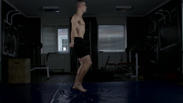 Thumbnail for The Boxer Trains on a Rope