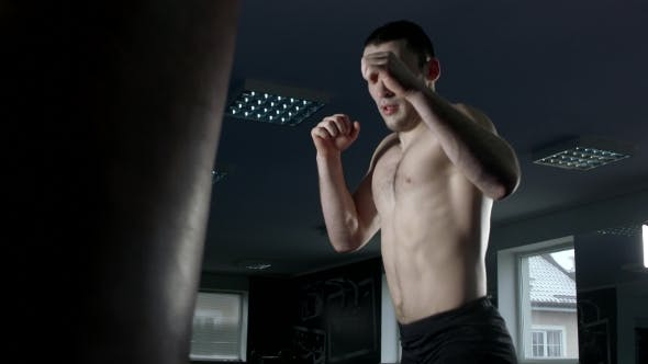 Thumbnail for Heavy Training of a Professional Athlete