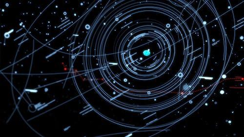 Constellation Astronomical Hologram