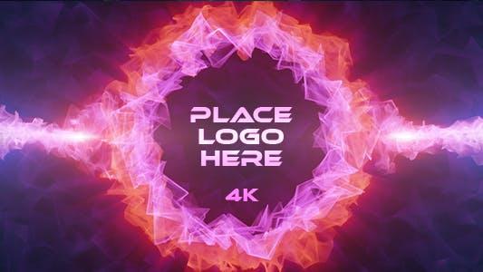 Thumbnail for Purple Crystal Logo Ring 4K