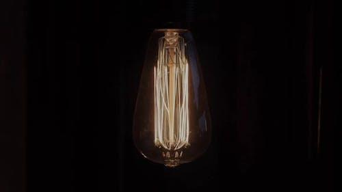 Flickering Lamp