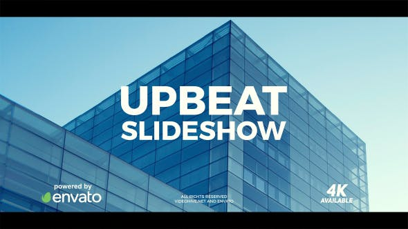 Thumbnail for Upbeat Slideshow