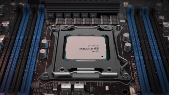 Thumbnail for CPU Installation Into Motherboard