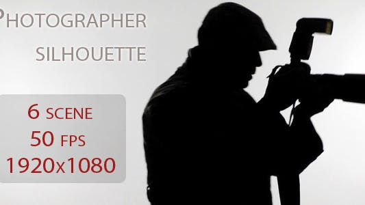 Thumbnail for Photographer Silhouette