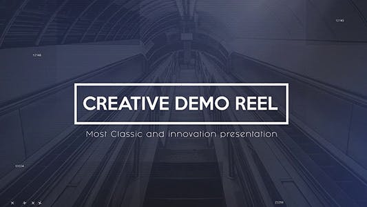 Thumbnail for Creative Demo Reel