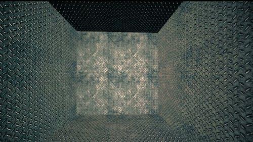 Diamond Plate Cage