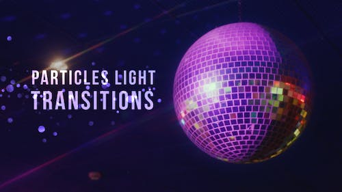 Particles Light Transitions
