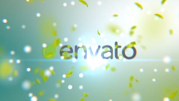 Elegant Leaves Logo
