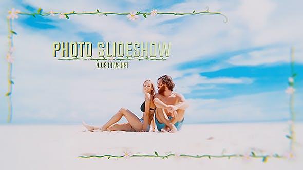 Thumbnail for Flower Photo Slideshow