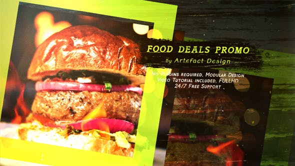 Thumbnail for Food Deals Promo