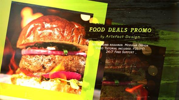Thumbnail for Promo sur les offres alimentaires