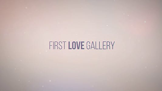 Thumbnail for First Love Gallery
