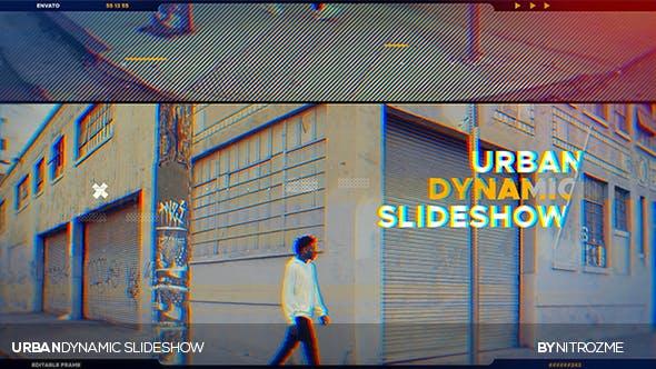 Urban Dynamic Slideshow