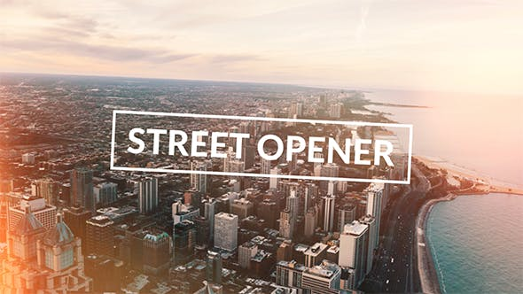 Cover Image for Street Opener