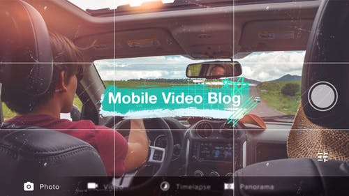 Mobile Video Blog