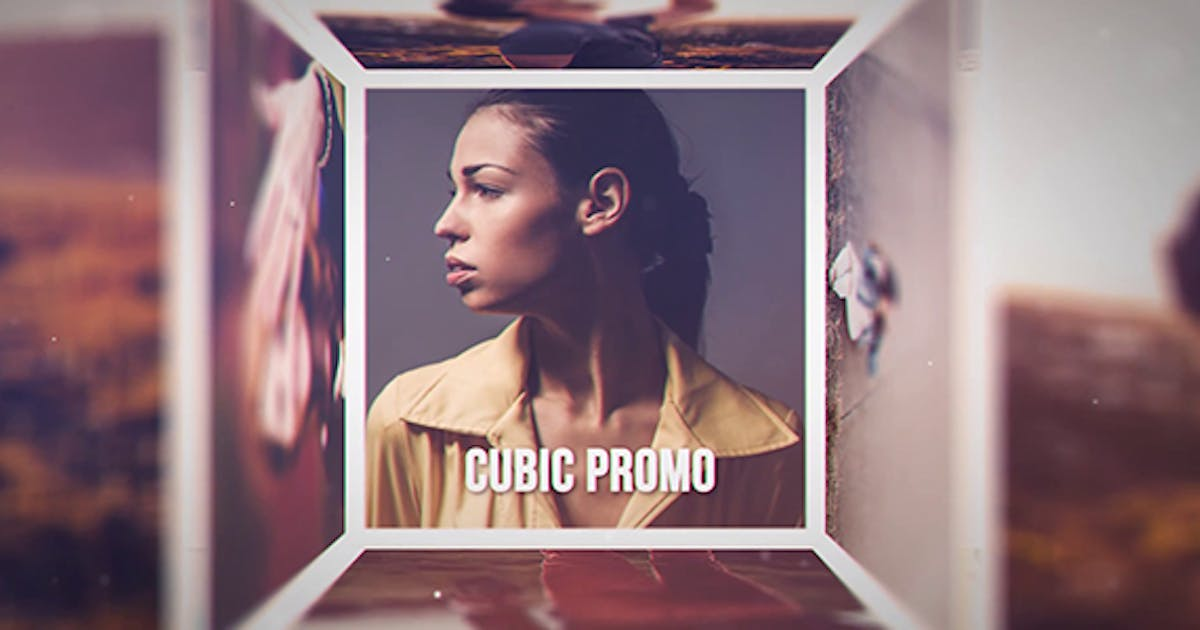 Download Cubic Promo by Media_Stock