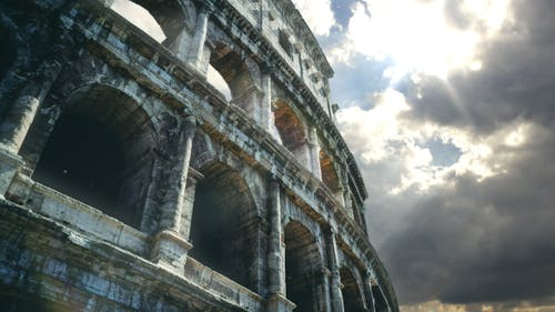 Colosseum Amphitheater