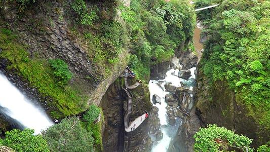 Thumbnail for Pailon Del Diablo, Ecuador