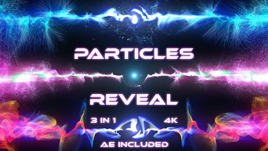 Thumbnail for Particles Blast Reveal