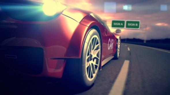Car Racing Reveal