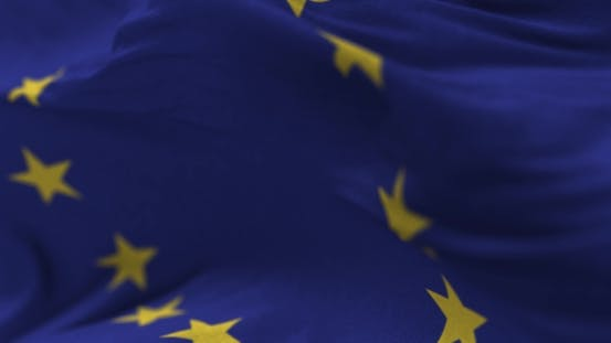 Cover Image for Europe Union Flag