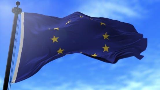 Europe Union Flag