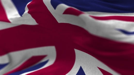 Cover Image for United Kingdom Flag