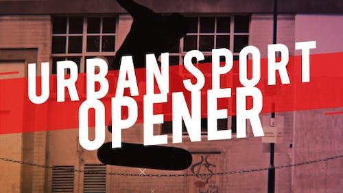 Sports Intro - Big Titles
