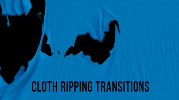 Thumbnail for Ripping Cloth Transitions