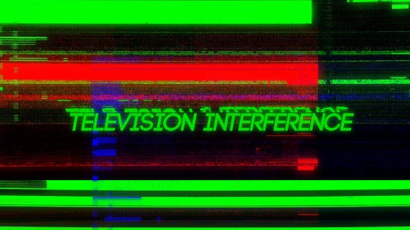 Thumbnail for Television Interference 13