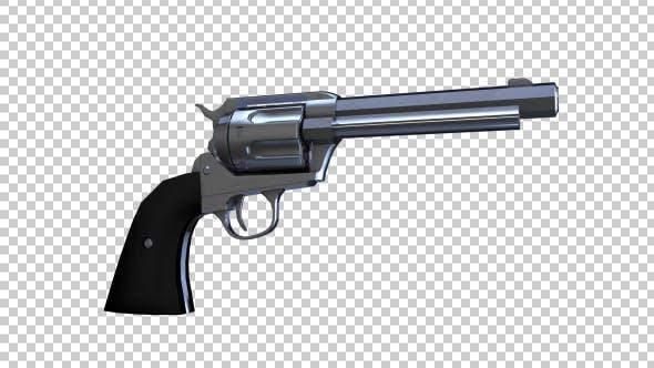 Thumbnail for Colt Revolver