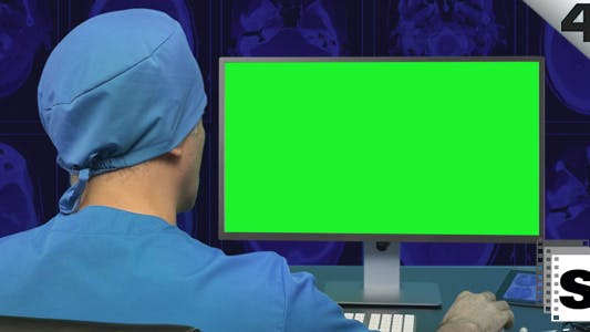 Thumbnail for Surgeon  Green Screen