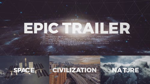 Cinematic Trailer - Epic Trailer