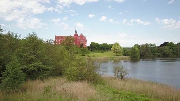 Thumbnail for Denmark, Langeland, Tranekaer, Tranekaer Slot Castle