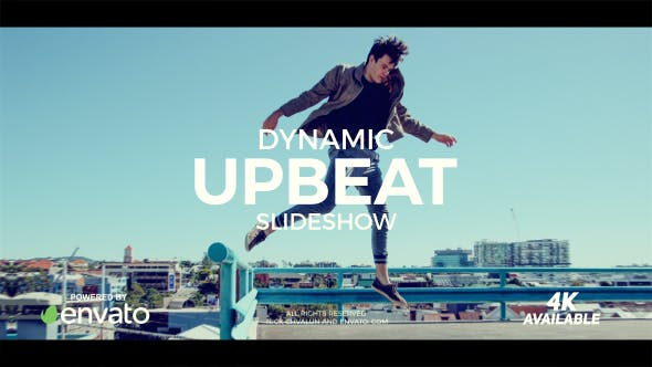 Thumbnail for Dynamic Upbeat Slideshow