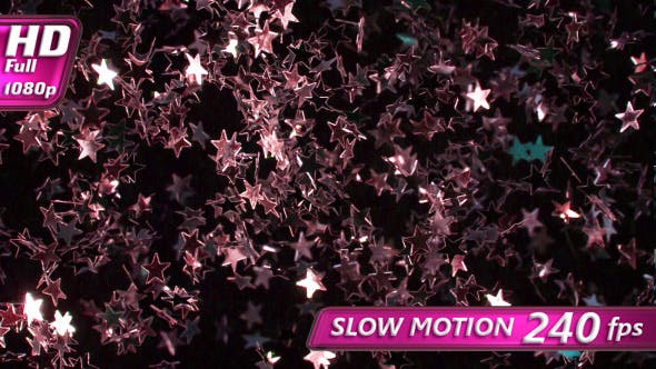 Thumbnail for Stellar Flash Confetti