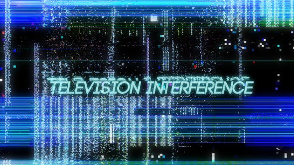 Thumbnail for Television Interference 20