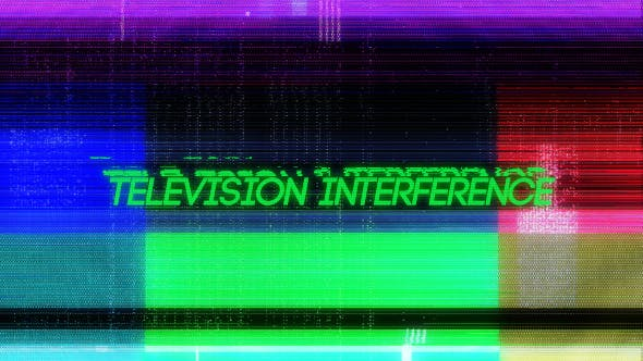 Thumbnail for Television Interference 21