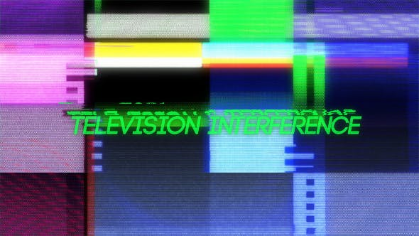 Thumbnail for Television Interference 23