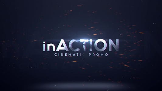 Thumbnail for inAction : Cinematic trailer