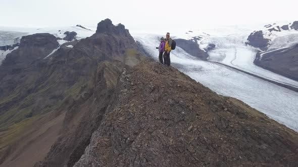 Thumbnail for Tourists on the Top of Kristinartindar