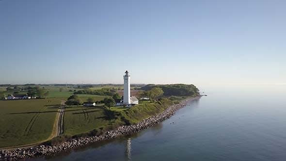 Thumbnail for Lighthouse In Keldsnor, Denmark