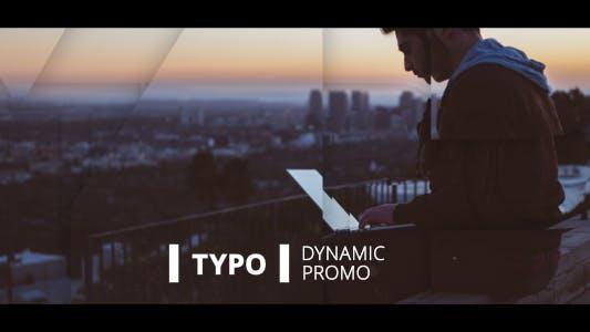 Thumbnail for Dynamic Typo Promo