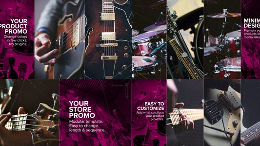 Thumbnail for Upbeat Store or Product Promo