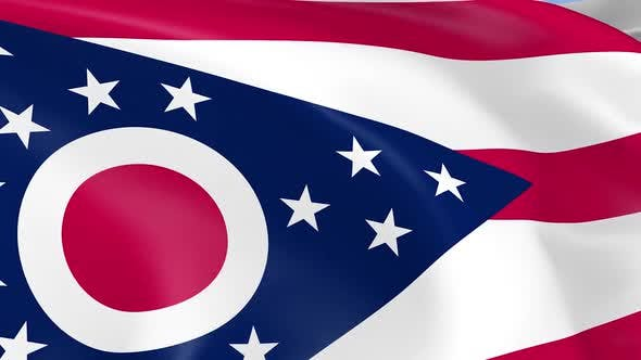 Thumbnail for Ohio State Flag